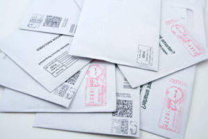 Traditional direct mail