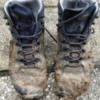 the challenge of walking non stop for 50 miles